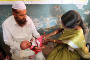 Індія заявляє про викорінення поліомієліту