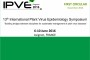 6-10 June 2016 13th International Plant Virus Epidemiology Symposium