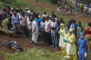 Sierra Leone in new shutdown to stamp out Ebola