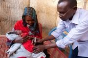 Судан: епідемія кору та масова вакцинація дітей