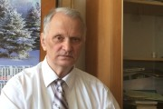 """Академік А.Л. Бойко """"Про історію вірусології в Україні"""" (ВІДЕО)"""
